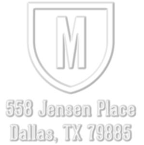 Madison Address Embosser