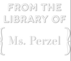 Perzel Library Embosser