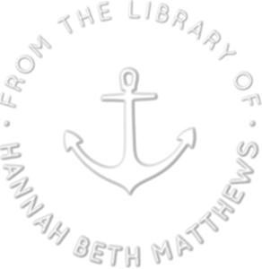 Matthews Library Embosser