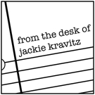 Picture of Jackie Teacher Stamp