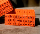 Picture of PEGz Lowercase Clickable Letterz