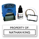 Picture of Nathan Textile Labeling Kit