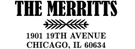 Picture of Merritt Rectangular Address Stamp