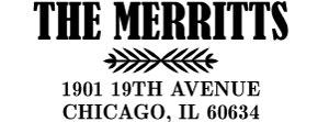 Merritt Rectangular Address Stamp