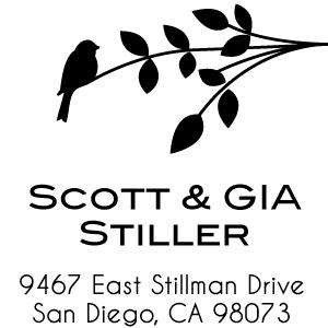 Gia Address Stamp
