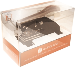 Picture of Personalized Embosser Gift Set