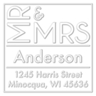 Picture of Anderson Address Embosser