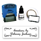 Picture of Delaney Textile Labeling Kit