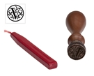 Picture of Wax Seal 'V'