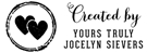 Picture of Jocelyn Rectangular Craft Stamp