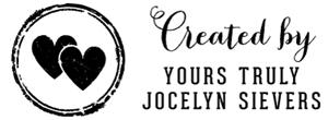 Jocelyn Rectangular Craft Stamp
