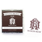 Mocha Brown Square Ink Pad