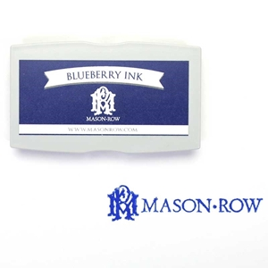 Blueberry Rectangular Ink Pad