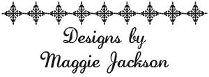 Maggie Rectangular Craft Stamp