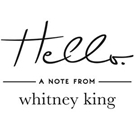 Whitney Social Stamp