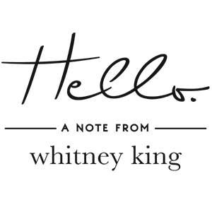 Whitney Social Stamp