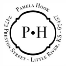 Picture of Pamela Address Stamp