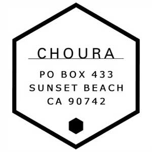 Choura Address Stamp