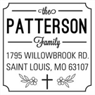 Picture of Patterson Inspirational Stamp