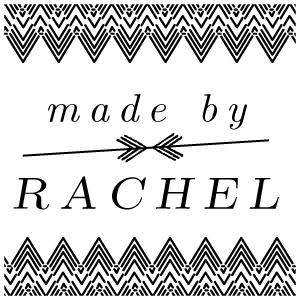 Rachel Wood Mounted Social Stamp