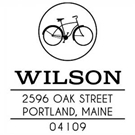 Picture of Wilson Address Stamp