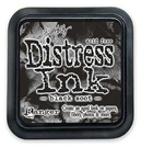 Picture of Tim Holtz Distress Ink Pad: Black Soot
