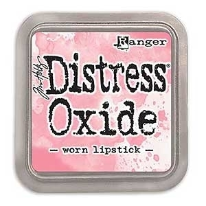 Distress Oxide Ink Pad: Worn Lipstick