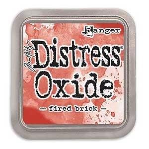Tim Holtz Distress Oxide Ink Pad: Fired Brick