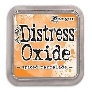 Tim Holtz Distress Oxide Ink Pad: Spiced Marmalade