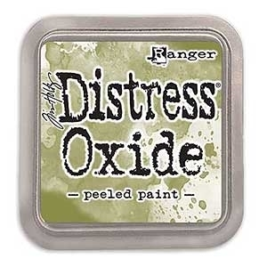 Tim Holtz Distress Oxide Ink Pad: Peeled Paint