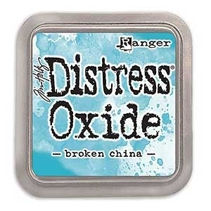 Tim Holtz Distress Oxide Ink Pad: Broken China