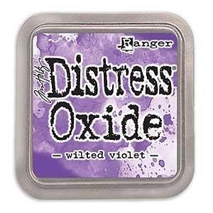 Tim Holtz Distress Oxide Ink Pad: Wilted Violet