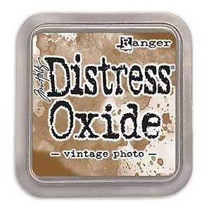 Tim Holtz Distress Oxide Ink Pad: Vintage Photo