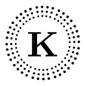 Kay Monogram Stamp