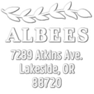 Picture of Albee Address Embosser
