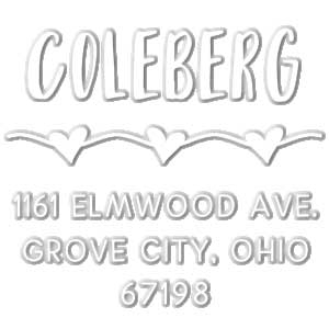 Coleberg Address Embosser