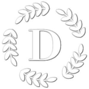 Dungan Monogram Embosser