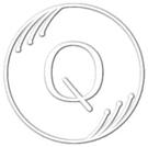 Picture of Queenie Monogram Embosser