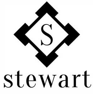 Stewart Monogram Stamp
