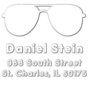 Daniel Address Embosser