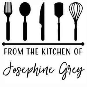 Josephine Social Stamp
