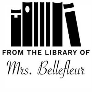 Bellefleur Library Stamp