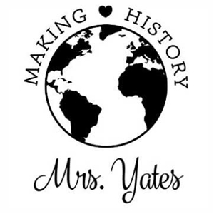 Yates Teacher Stamp