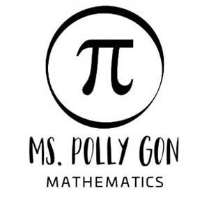 Pollygon Teacher Stamp