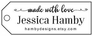Hamby Rectangular Social Stamp