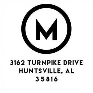 Murphy Address Stamp