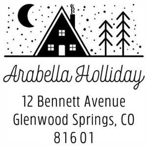 Arabella Holiday Stamp