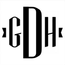Picture of Dillon Wood Mounted Monogram Stamp
