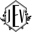 Picture of Everett Wood Mounted Monogram Stamp