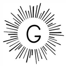 Picture of Gee Wood Mounted Monogram Stamp